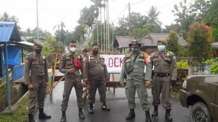 Angka Kematian Warga Akibat Covid-19 Tinggi,Bupati Kerry Saiful Konggoasa Lockdown 1 Desa di Konawe