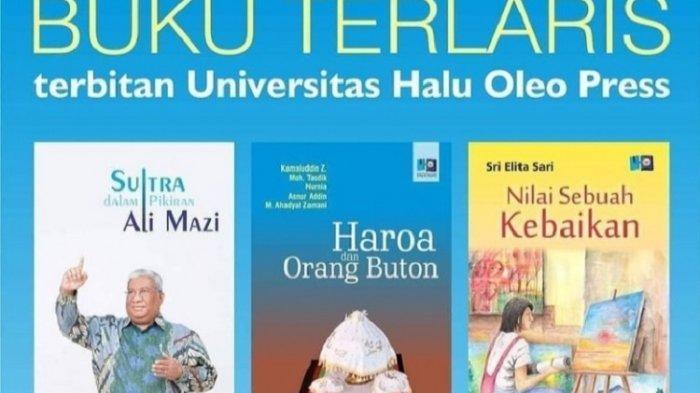 UHO Press Percetakan Pertama di Sultra yang Masuk Anggota IKAPI dan APPTI