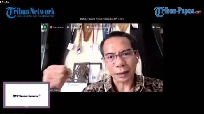 Tribun-Papua.com Resmi Hadir di Tanah Papua, CEO Tribun Network Dahlan Dahi Menitikkan Air Mata