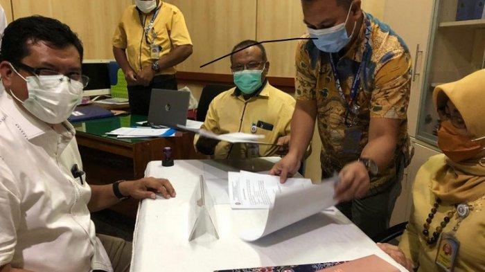 Dr Eng Jamhir Diloloskan, 8 Kandidat Balon Rektor UHO Adu Visi Misi Setelah Lebaran Idul Fitri 2021