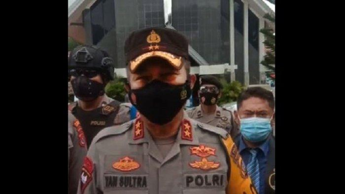 Kapolda Sultra Ganti Wakapolres Buton dan Wakapolres Buton Utara, Mutasi Besar-besaran 273 Polisi