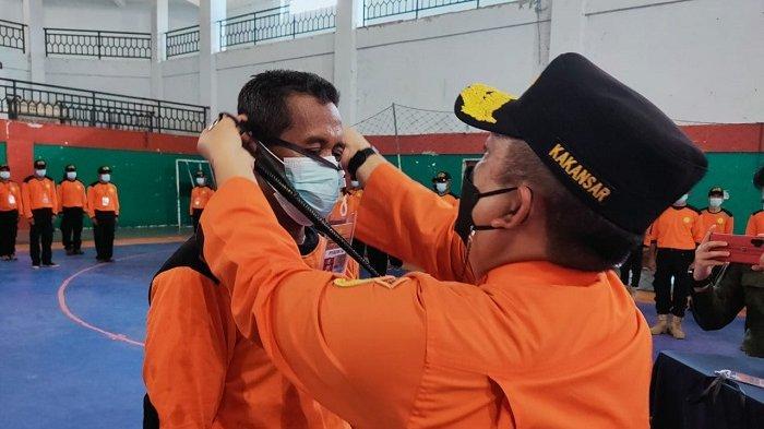 45 Peserta Dinyatakan Lulus, Pelatihan SAR Basarnas Kendari di Muna Ditutup