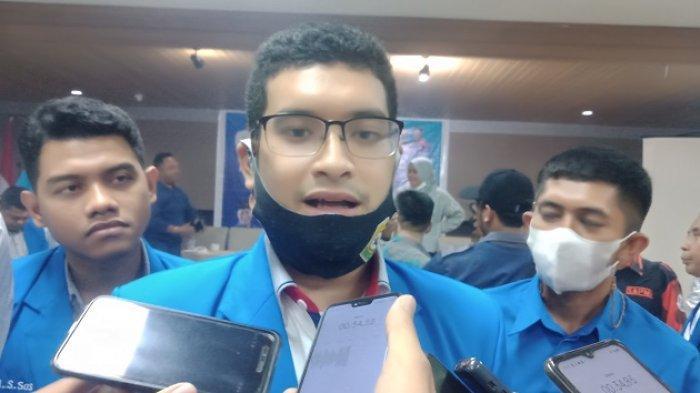 Disebut Gagal dan Bakal Dilengserkan sebagai Ketua KNPI, Alvin Anak Gubernur Sultra Ogah Komentar
