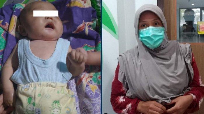 Dua Bulan Minum Susu Kental Manis, Bayi di Kolaka Timur Derita Pembengkakan Usus, Ibu: Tak Ada Uang