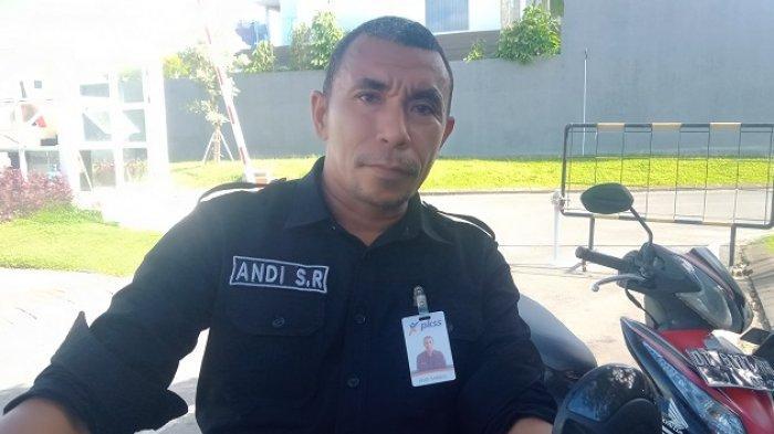 Pelaku Diduga Perampokan di Citraland Kendari Ditangkap Security, Diciduk saat Tertidur Dekat Hotel