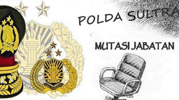 Daftar Kapolsek di Kolaka dan Kolut Dimutasi dalam Mutasi Besar-besaran Polda Sultra, Pejabat Polres