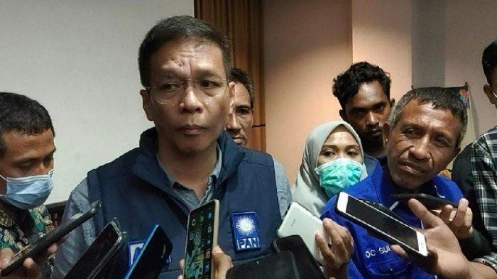 PAN Sultra Incar Mantan Kepala Desa Masuk Partai, Abdurrahman Saleh Ungkap Alasannya