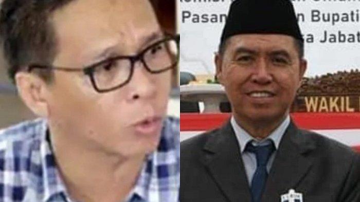 Sajak Ketua DPRD Sultra : Nalar dan Logika Memorial Samsul Bahri Madjid