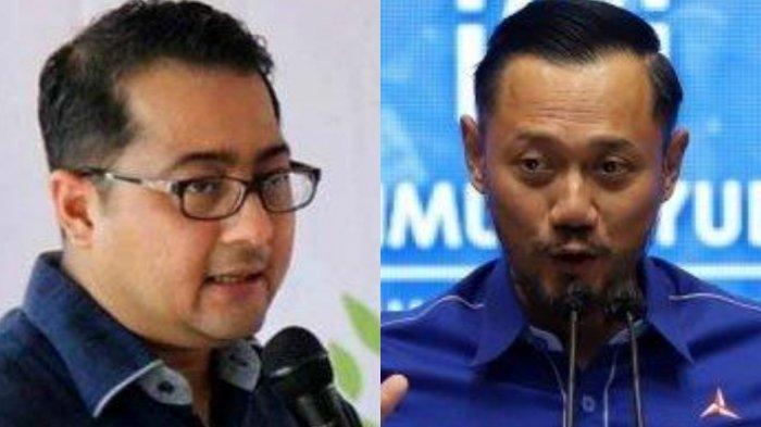 Kabar Buruk Agus Harimurti Yudhoyono, Eks Ketua Demokrat Gugat AHY Bayar Rp5 Miliar, Teuku Riefky?