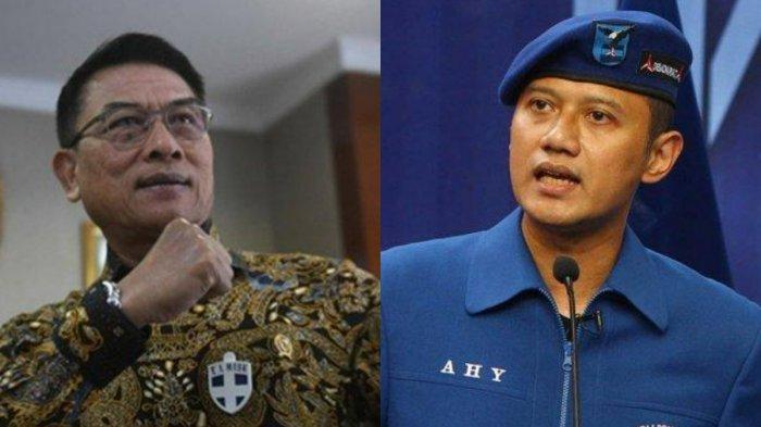 Reaksi AHY Usai Moeldoko Ketua Umum Demokrat KLB Duet Marzuki Alie, Sebut Kongres Bodong Abal-abal