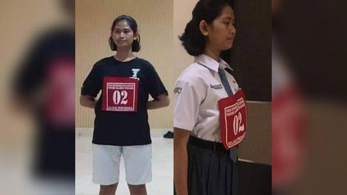 Profil Ainun Jariah Ismail, Paskibraka 2021 Asal SMK 3 Baubau Sulawesi Tenggara di Istana Merdeka