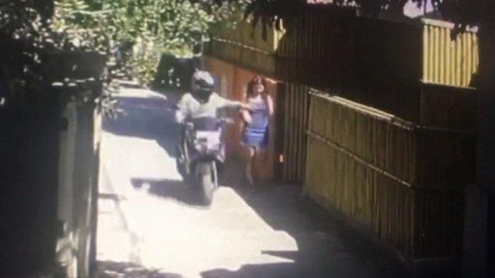 Kuli Bangunan Lecehkan Gadis saat Sedang Naik Motor, Korban Langsung Teriak Sambil Kejar Pelaku