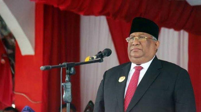 Gubernur Sulawesi Tenggara Ali Mazi Kembali Pimpin Dewan Pengurus Wilayah Partai NasDem Sultra