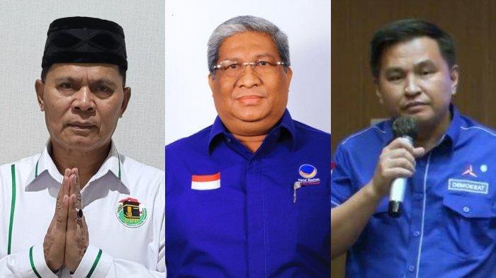 Gubernur Sulawesi Tenggara Ali Mazi Jadi Ketua DPW Nasdem Sultra, Barhim di PPP, Endang DPD Demokrat