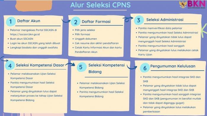 Update CPNS 2021 Sulawesi Tenggara, Pengumuman Hasil Seleksi Administrasi, Langkah Selanjutnya