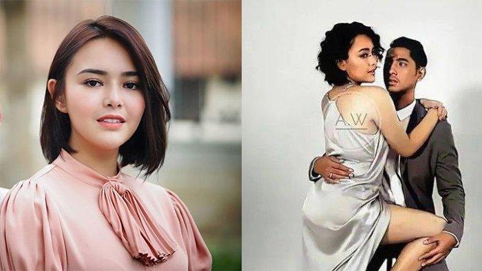 Amanda Manopo Ogah Tawaran Bareng Arya Saloka Lagi Imbas Pose Mesra Kecuali Sinetron Ikatan Cinta