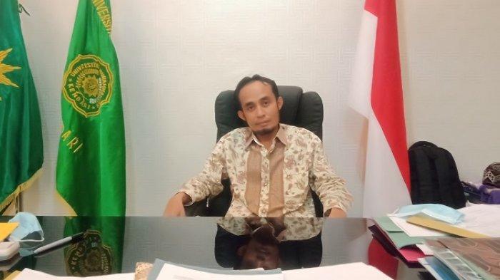 Sosok Amir Mahmud Sejak Kuliah Aktif Berorganisasi, Dipercaya Jabat Rektor Muhammadiyah Kendari