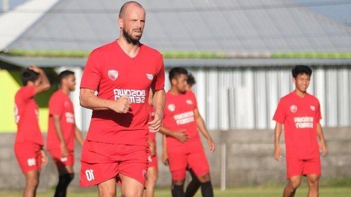 Sosok Anco Jansen, Pemain Termahal BRI Liga 1 2021 di PSM Makassar Geser Marc Klok di Persib Bandung
