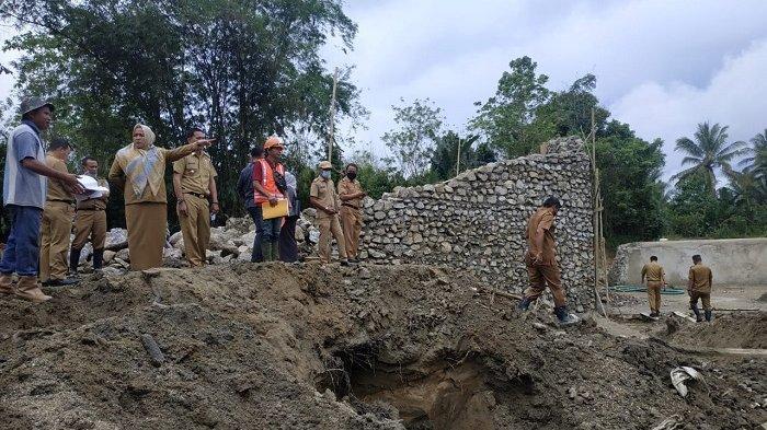Bupati Kolaka Timur Langsung Tancap Gas Tinjau Sejumlah Proyek di Kecamatan Lambandia