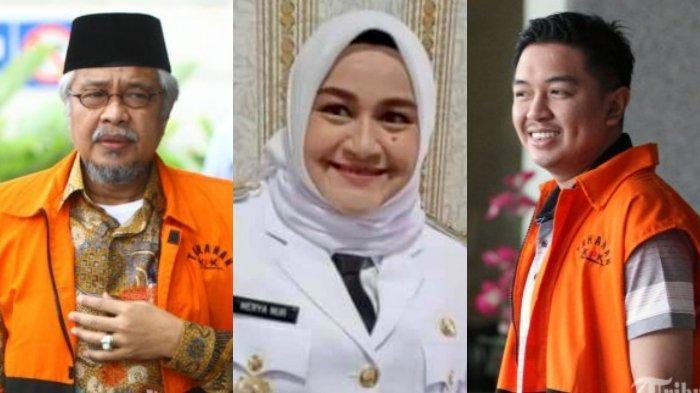 Bupati Kolaka Timur Andi Merya Nur Jadi Kepala Daerah Aktif ke-5 Ditangkap KPK di Sulawesi Tenggara