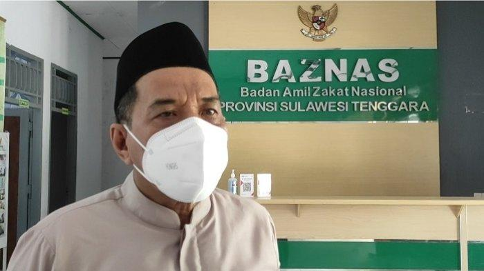 Baznas Sultra Ingatkan Masyarakat Tak Punguti Uang Bermodus Zakat Fitrah Jelang Lebaran 2021