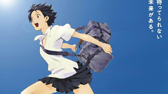 Sinopsis Film Anime The Girl Who Leapt Through Time: Kisah Makoto yang Bisa Melintasi Waktu