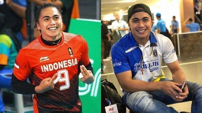 Masih Ingat Aprilia Manganang ? Atlet Voli Putri Dikira Pria, Pensiun Kini Fokus Jadi Anggota Kowad