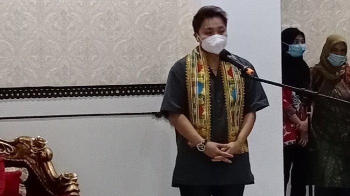 Apriyani Rahayu Sebut Wakil Gubernur Sultra Lukman Abunawas Punya Andil Besar Dalam Kariernya