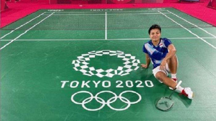 Sosok Apriyani Rahayu, Pebulu Tangkis asal Konawe Cetak Prestasi Lolos ke Final Olimpiade Tokyo 2020