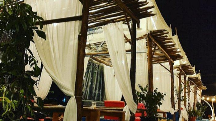 Ars Vipstation Tongkrongan yang Instagramable di Kota Kendari, Suguhkan Konsep Outdoor Kekinian