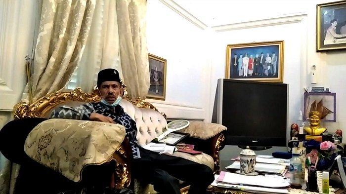 Wali Kota Baubau, Sulawesi Tenggara, AS Tamrin.