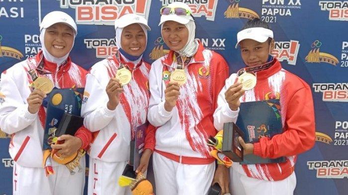 Update PON XX Papua 10 Oktober: Tambah 2 Medali Emas, Sultra di Posisi 18, Jabar Kokoh Dipuncak