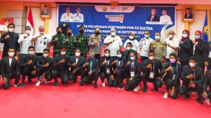 PON XX Papua 2021: Sulawesi Tenggara Urutan 12 Klasemen Sementara, Nur Endang Targetkan Posisi 7