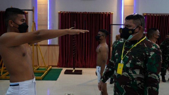 Mereka adalah bagian dari 51 pemuda Sultra yang dinyatakan lulus mengikuti seleksi tingkat Sub Panda Kendari yang dilaksanakan oleh Korem 13/Halu Oleo.