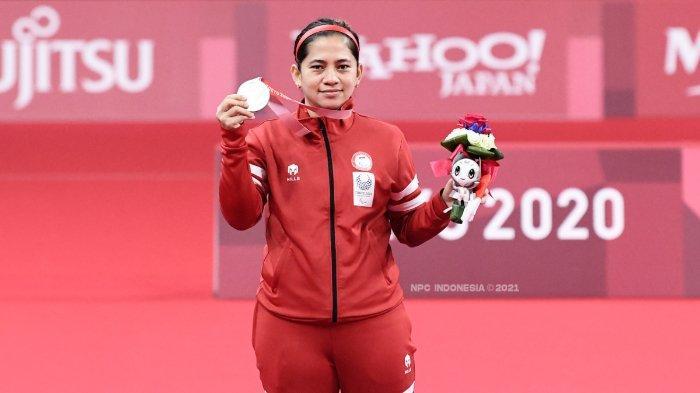 Profil Leani Ratri Oktila: Raih 2 Medali Emas dan 1 Medali Perak di Paralimpiade Tokyo 2020