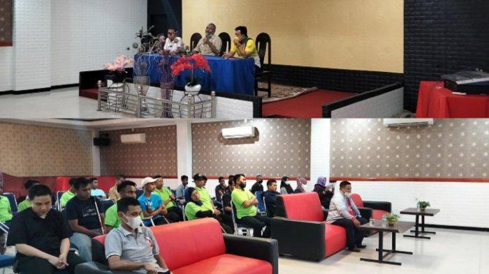 Atlet Peparnas Sulawesi Tenggara Training Camp Perdana, Berlangsung Selama 15 Hari di Kota Kendari