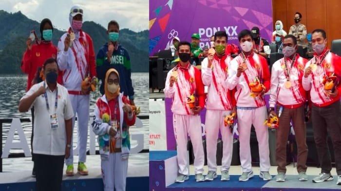 PON XX Papua 2021: Atlet Dayung Sulawesi Tenggara Kembali Sumbang 2 Medali Emas, Takraw Perunggu