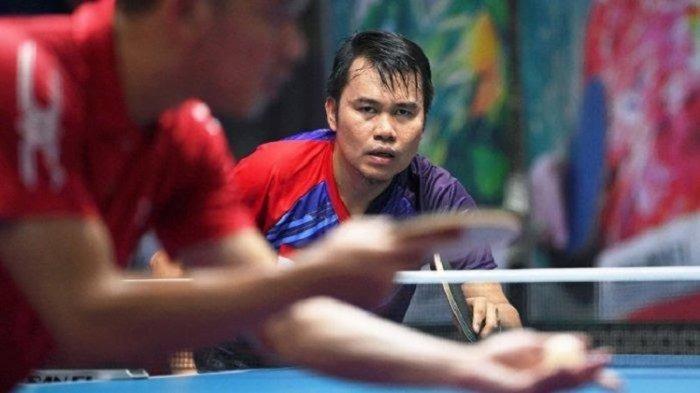 Atlet Tenis Meja Indonesia Asal Kolaka di Paralympic Olimpiade Tokyo 2020 Kalah di Laga Perdana