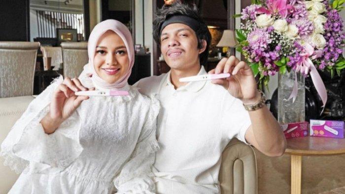 Atta Halilintar Umumkan Kabar Kehamilan Aurel Hermansyah, Usia Kandungan Sudah Memasuki Tiga Bulan