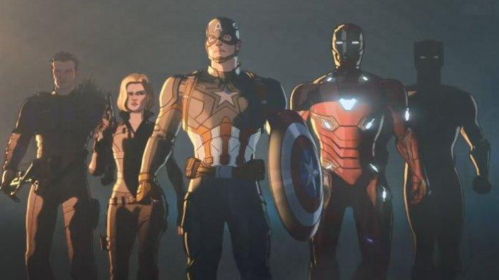 Sinopsis What If Episode 5, Avengers Jadi Zombie hingga Bucky Bunuh Captain America