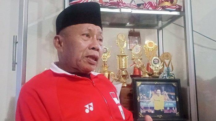 Cerita Ayah Apriyani Rahayu, Pertama Kali ke Jakarta Antar Putrinya Naik Kapal Laut