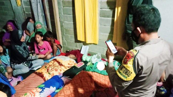 Kronologi Ayah dan Anak Warga Kelurahan Mataiwoi Konawe Disambar Petir saat Berada di Gubuk Sawah