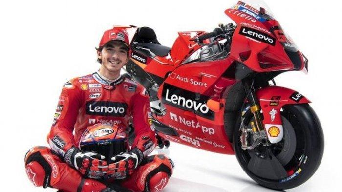 Profil dan Biodata Francesco Bagnaia Murid Valentino Rossi Raih 5 Rekor MotoGP Aragon 2021