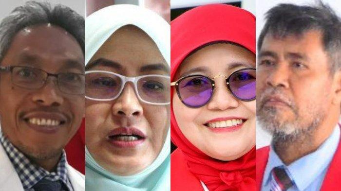 Daftar Bakal Calon Rektor Unhas: Prof Armin Arsyad, Prof Farida Patittingi, Prof Budu, Prof Indriaty