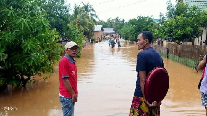 Kepala Desa Mambo Bombana Keluhkan Minimnya Fasilitas Cari Warga yang Hilang Terseret Arus Sungai