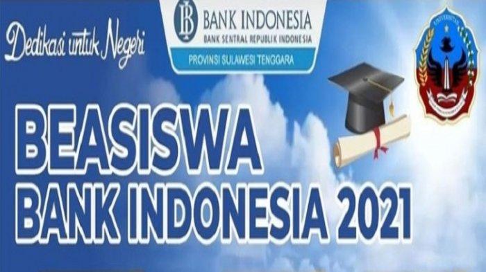Beasiswa Bank Indonesia Sultra untuk Mahasiswa USN Kolaka, Kriteria, Program Studi, Jadwal Seleksi