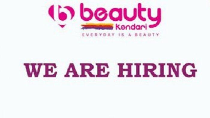Lowongan Kerja Kendari, Beauty Buka Rekrutmen Staff Buyer, Kualifikasi, Jadwal Kirim Lamaran