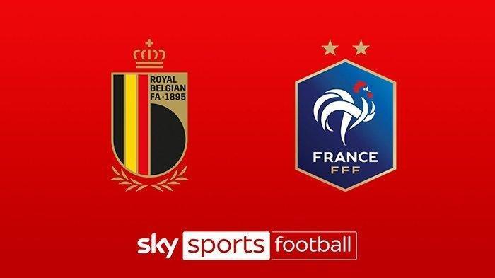 Belgia Vs Prancis Semifinal UEFA Nations League Kick Off 01.45 WIB, Siapa Lawan Spanyol di Final?