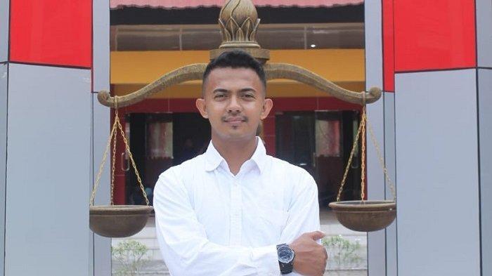 Ketua BEM Fakultas Hukum UHO Ingin Rektor Periode 2021-2025 Bawa Kampus Bisa Lebih Transparan