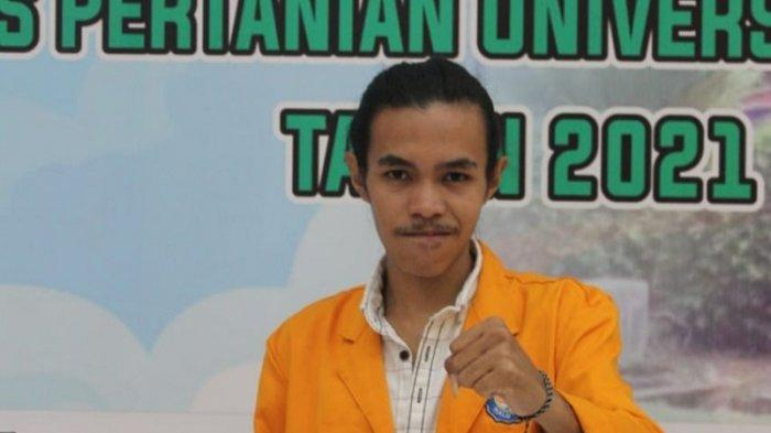 Ini Harapan Ketua BEM Fakultas Pertanian untuk Rektor UHO Terpilih